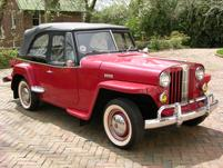 1948 Willys Jeepster sold on Ebay