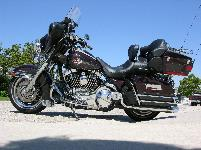 2005 Harley Davidson Ultra Classic sold on eBay for $19,250!!