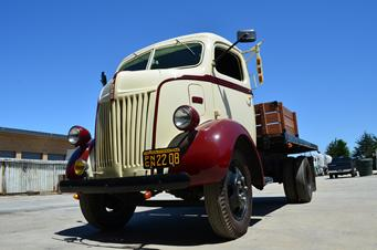 sold on ebay '1942 Ford COE Truck